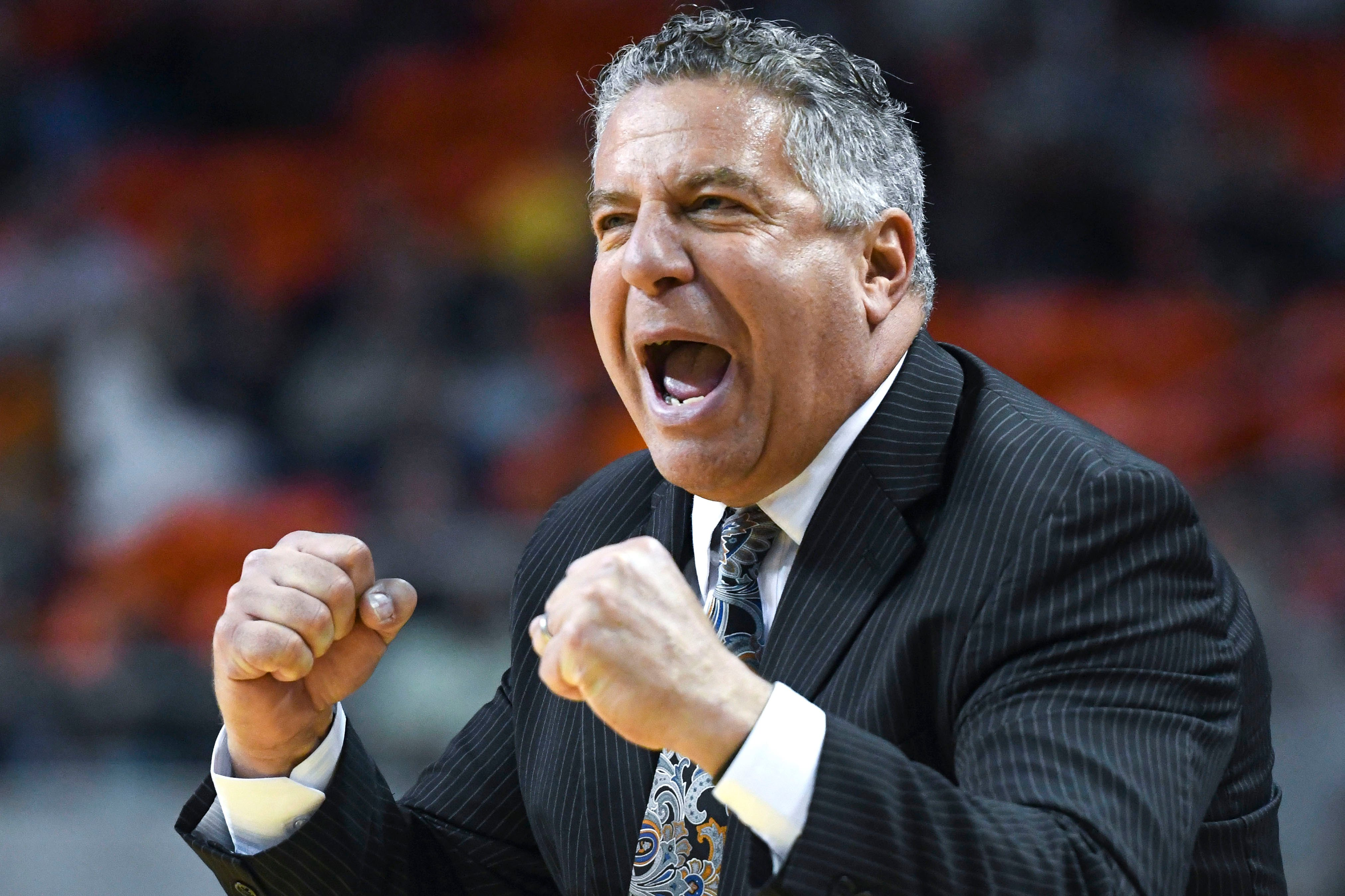 bruce pearl-auburn basketball-2019-contract extension