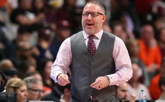 texas A&M basketball-buzz williams-2019-hire-head coach