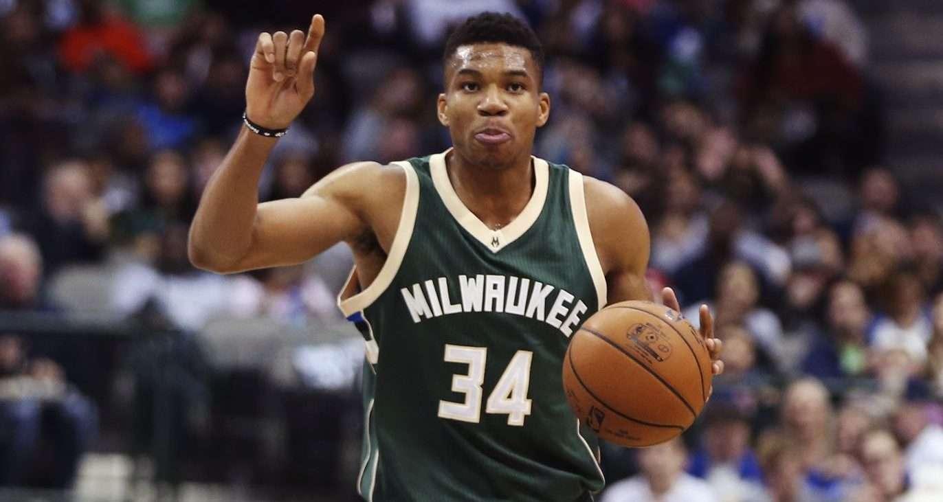 Giannis Antetokounmpo-Milwaukee Bucks-Boston Celtics-NBA Playoffs-Eastern Conference semifinals-
