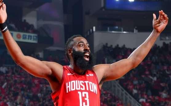 Houston Rockets-James Harden-Game 5-Utah Jazz