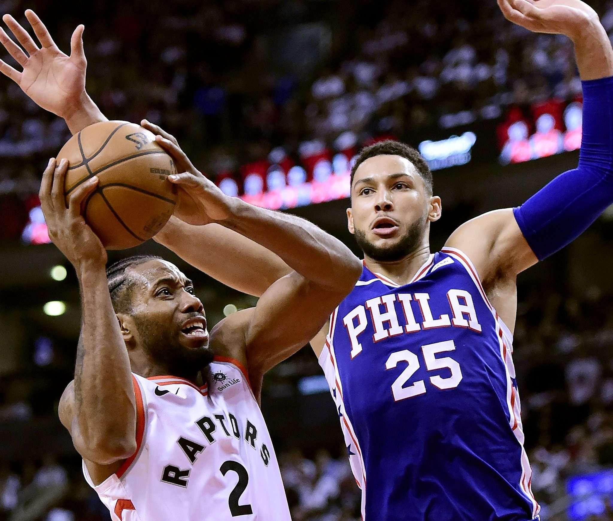 Toronto Raptors-Kawhi Leonard-1Q bets-NBA Playoffs-Philadelphia 76ers-Game 2-