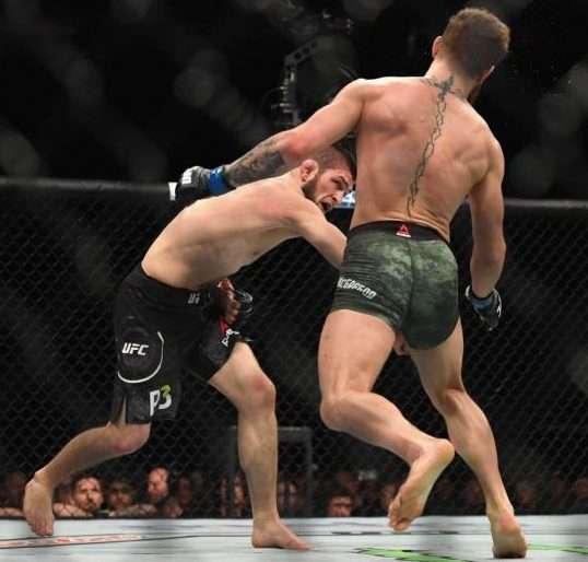 UFC 242-Abu Dhabi-Khabib Nurmagomedov-Dustin Poirier-lightweight championship-