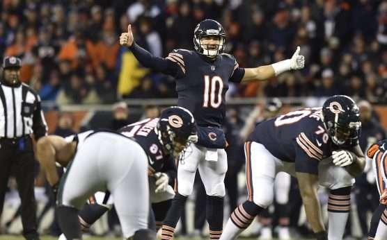 2019 chicago bears-super bowl odds-mitch trubisky