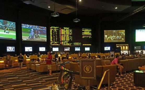 Caesars Palace-ESPN-sports betting content deal-new ESPN studio in Las Vegas-