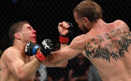 Cowboy Cerrone-Al Iaquinta-Conor McGregor-UFC Ottawa-Derek Brunson-