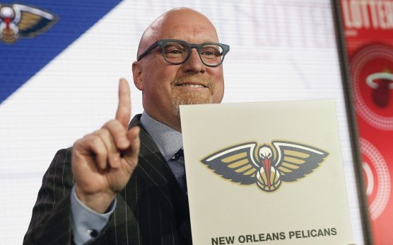 New Orleans Pelicans-NBA Draft lottery-David Griffin-Zion Williamson-2019 NBA Draft-