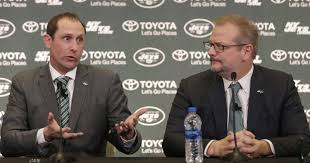 new york jets-mike maccagnan-fired-adam gase-general manager-interim