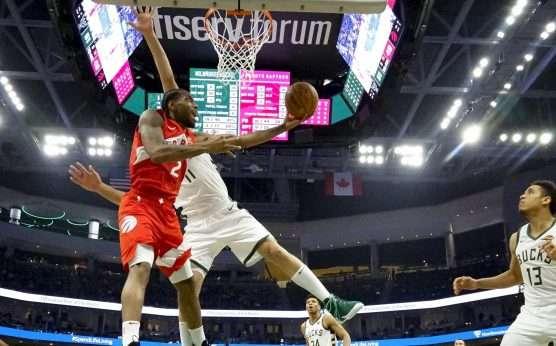 Kawhi Leonard-Toronto Raptors-Milwaukee Bucks-Game 5 of the Eastern Conference finals-Fred VanVleet-NBA Playoffs-