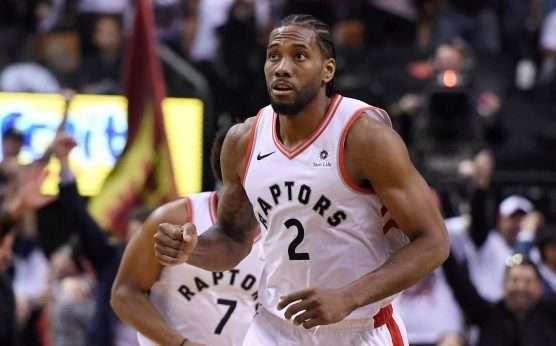Kawhi Leonard-Toronto Raptors-Milwaukee Bucks-Game 4 of Eastern Conference finals-NBA Playoffs