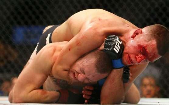 Anthony Pettis-Nate Diaz-UFC 241-BetOnline makes Pettis a -150 favorite vs. Diaz-UFC 241 co-main event-Showtime-