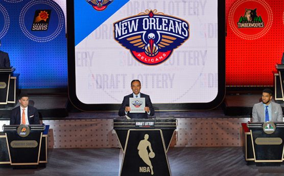 2019 nba draft lottery-new orleans pelicans-zion williamson-new york knicks