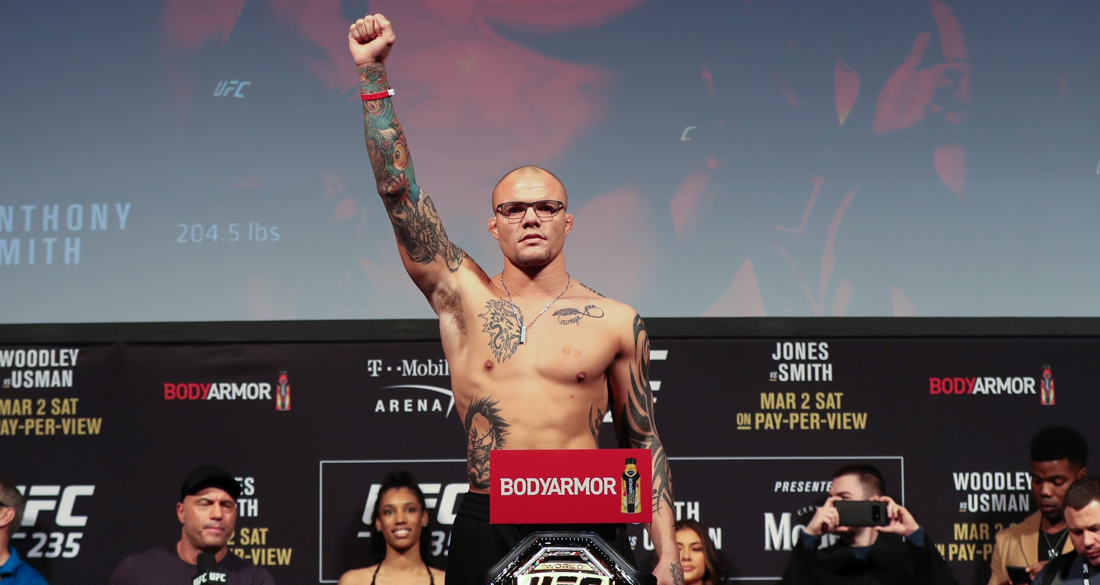 Anthony Smith-Alexander Gustafsson-UFC Stockholm-Gustafsson retires from MMA-
