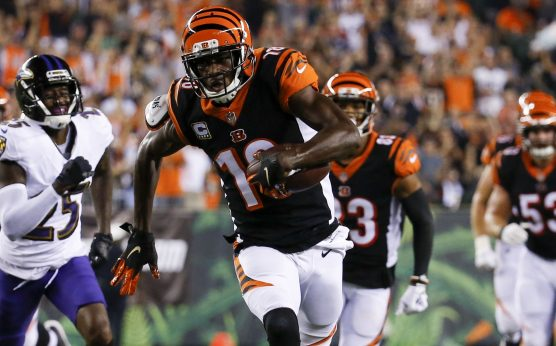 A.J. Green-Cincinnati Bengals-star WR out 6-8 weeks-Zac Taylor