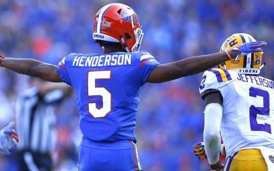 C.J. Henderson-Florida Gators-2019 Florida Gators football betting preview-Dan Mullen-Feleipe Franks-odds for the 2019 Florida Gators-