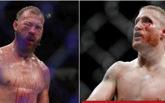 "Donald ""Cowboy"" Cerrone-Justin ""The Highlight"" Gaethje-UFC Vancouver-Cowboy vs. Gaethje-"