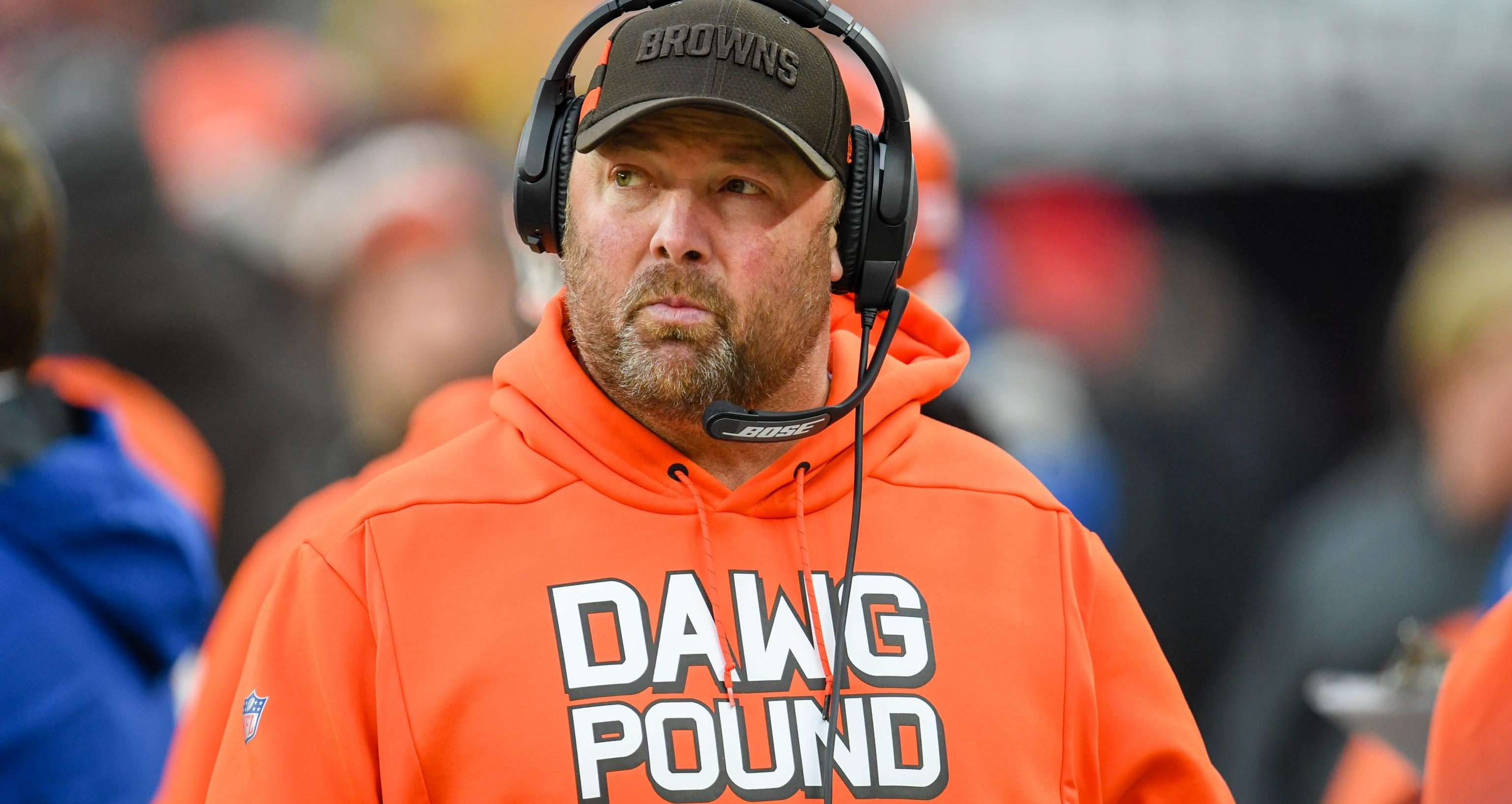 Freddie Kitchens-Cleveland Browns-odds to win NFL Coach of the Year-Coach of the Year odds-DraftKings NFL props-