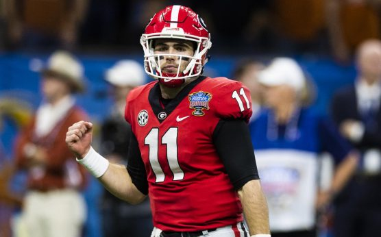 Jake Fromm-SEC division odds-Alabama favored to win SEC West-Georgia Bulldogs favored to win SEC East-Alabama Crimson Tide-Gus Malzahn-