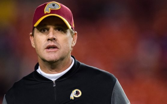 Jay Gruden-prop bet for 1st NFL coach fired-NFL proposition bets-Dan Quinn-Bill O'Brien-Washington Redskins-