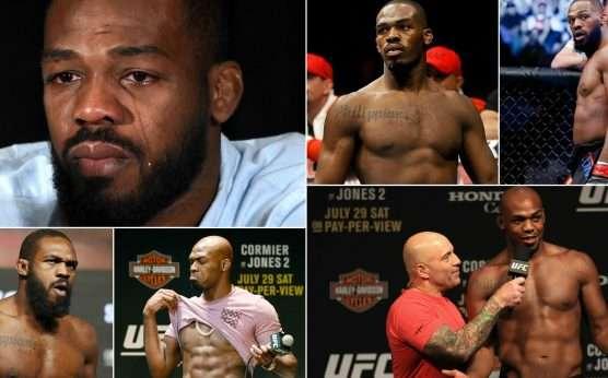 "Jon ""Bones"" Jones-UFC star in trouble again-Jones facing battery charge-Thiago Santos-UFC 239-"