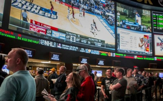 legal sportsbooks by state-2019-sports betting-college football-distance