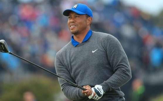 Tiger Woods-Rory McIlroy-Brooks Koepka-2019 British Open-