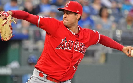 Tyler Skaggs-Los Angeles Angels-Tyler Skaggs dies at 27-