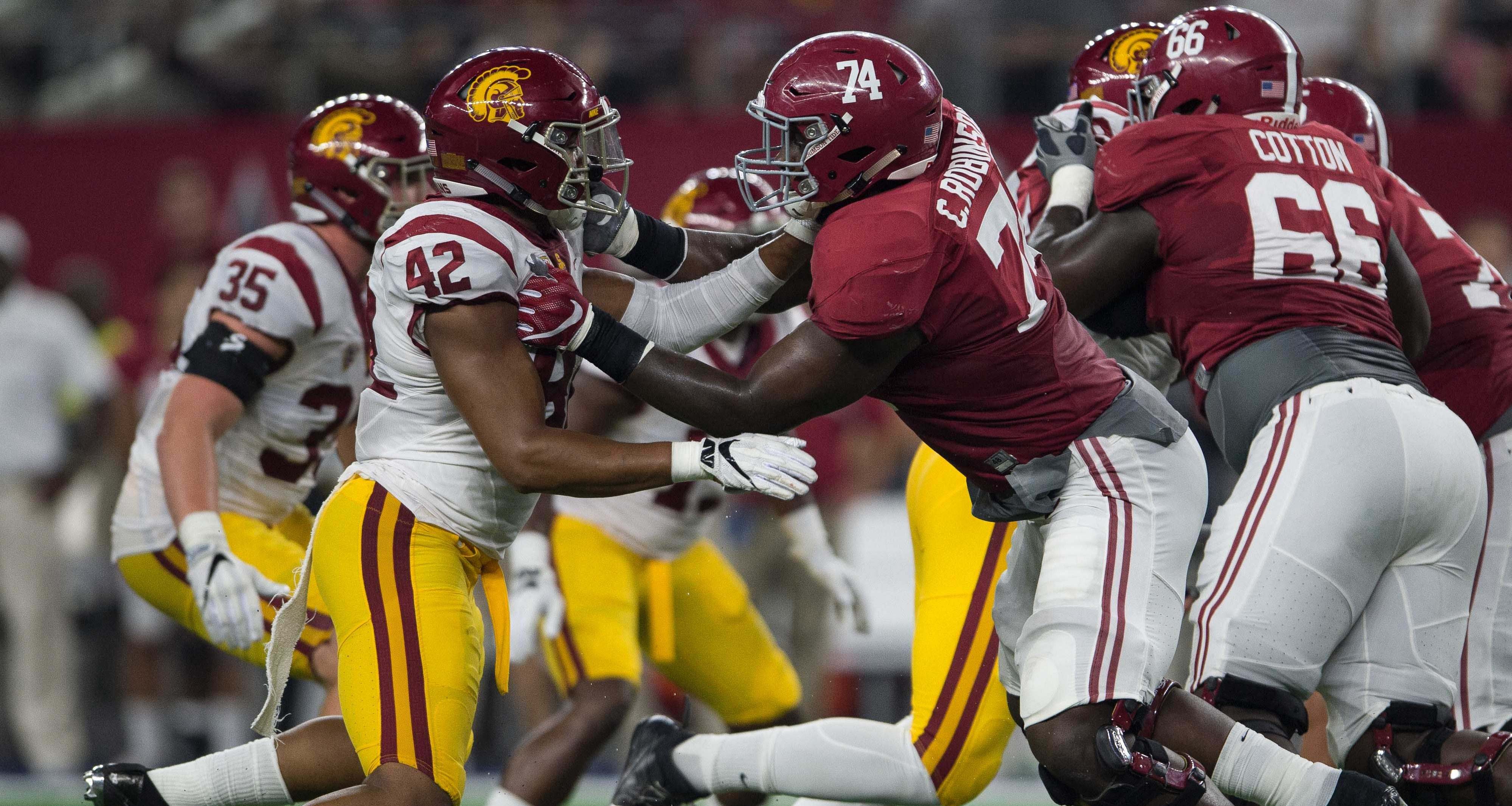 Usc Football Schedule 2020.2020 Sec Schedules Released Alabama To Host Uga At Bryant