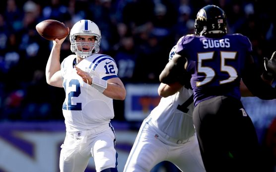 Andrew Luck retires-Andrew Luck-Indianapolis Colts-Jacoby Brissett-Books have to move Indy's odds and season win total-AFC South odds-