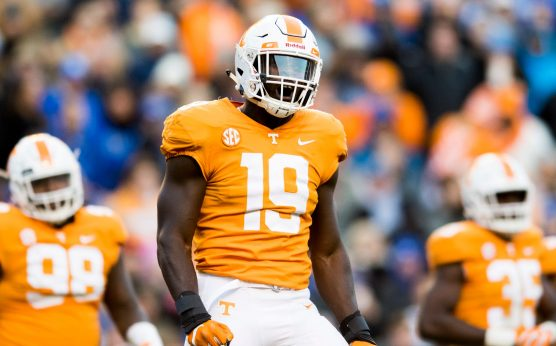 Darrell Taylor-2019 Tennessee Volunteers football betting preview-Jeremy Pruitt-Phil Fulmer-Jarrett Guarantano-Ty Chandler-Marquez Callaway-