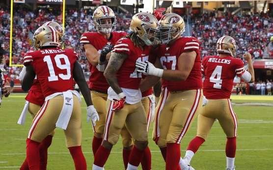 South Points takes big NFL bets-Jimmy Vaccaro-San Francisco 49ers-Detroit Lions at Arizona Cardinals-Kyler Murray-