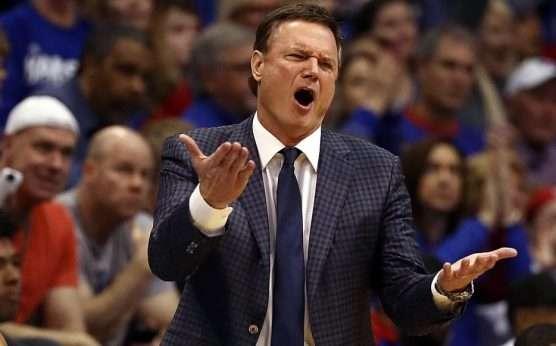 Bill Self-Kansas Jayhawks basketball-NCAA levels KU with 3 Level 1 violations-Yahoo Sports report-Dan Wetzel-David Beaty-