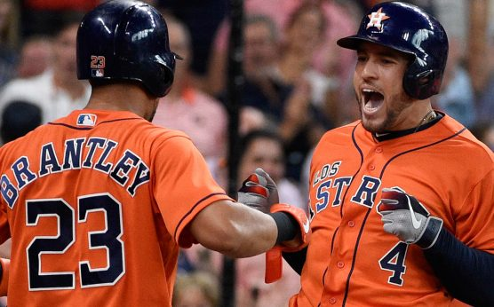 Houston Astros-South Point bettor places $200,000 future bet on Astros-odds to win the 2019 World Series-Jimmy Vaccaro-