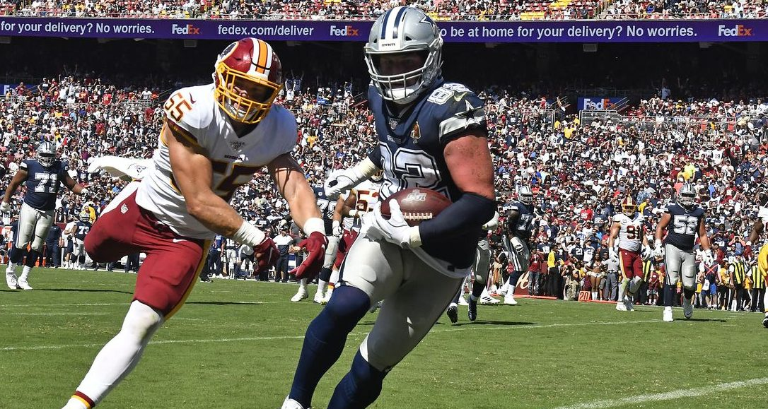 NFL parlay risking 1K to win $45-Caesars Palace-New England Patriots-Dallas Cowboys-Jason Witten-NFL money-line parlay-