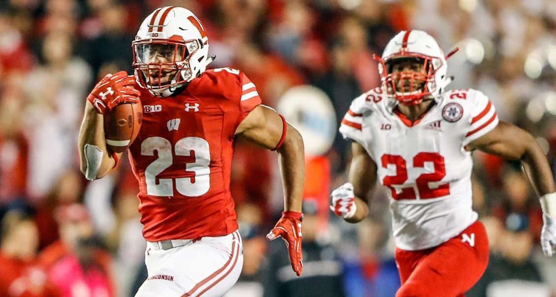Westgate's Games of the Year lines-Wisconsin Badgers-Jonathan Taylor-Auburn Tigers-Gus Malzahn as a home underdog-Willie Taggart