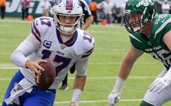 Buffalo Bills-Buffalo's odds to win Super Bowl LIV-2 big future wagers placed on Buffalo-Josh Allen-Buffalo's future odds-