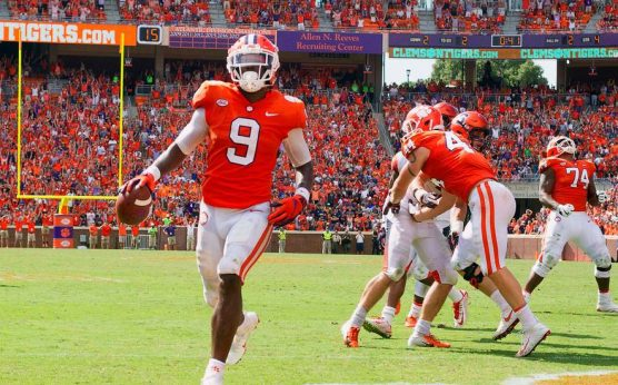 Clemson at Syracuse-Travis Etienne-Dino Babers-Dabo Swinney-Trevor Lawrence-Tommy DeVito-Carrier Dome-Clemson at Syracuse betting preview