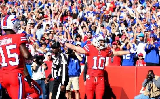 odds to make the 2019 NFL Playoffs-Buffalo Bills-New England Patriots-Blake Von Hagen-Caesars Sportsbook-