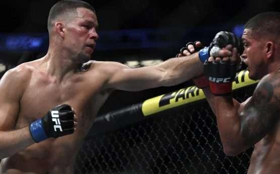 Nate Diaz-Jorge Masvidal-UFC 244-Diaz vs. Masvidal-USADA-UFC 244 media conference call