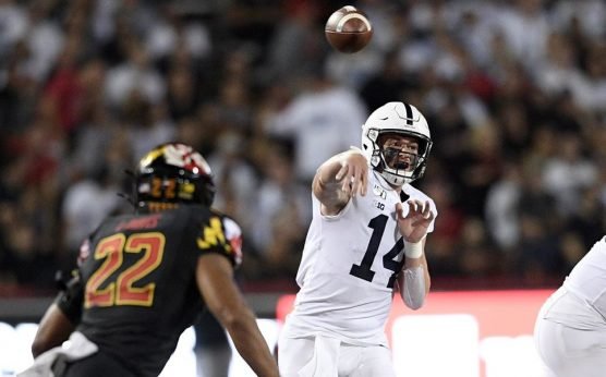 Christopher Smith-@CFBLocksmith-Christopher Smith's Week 10 Power Rankings-Sean Clifford-Penn State Nittany Lions