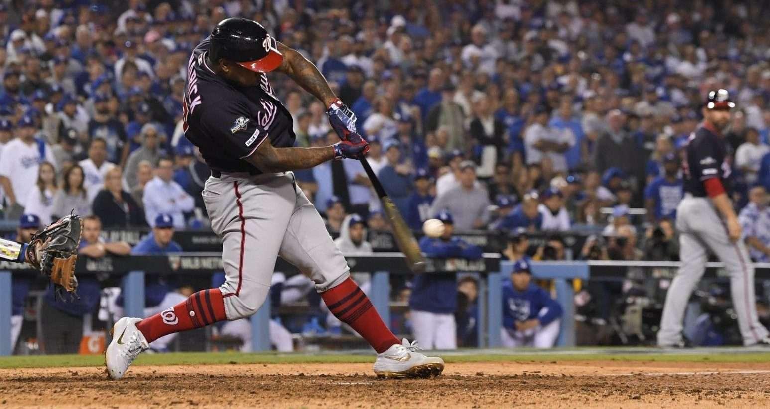 Washington Nationals-2019 NLCS-MLB future bets-St. Louis Cardinals-odds to win 2019 World Series-Blake Von Hagen