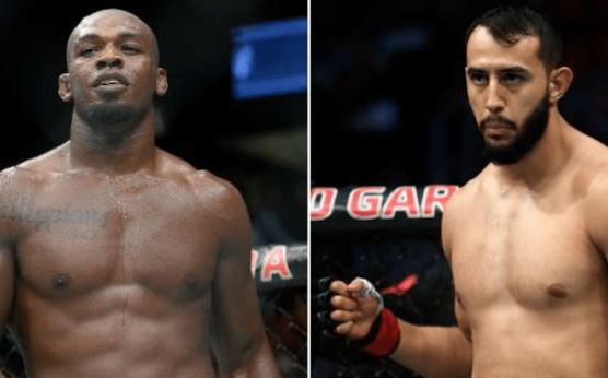 Jon Jones-Dominick Reyes-UFC 247-Jones vs. Reyes-Daniel Cormier-Chris Weidman-Derrick Lewis-