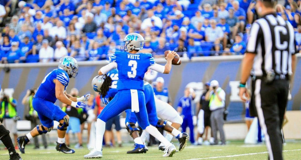 Betting Preview Smu Mustangs At Memphis Tigers Major Wager