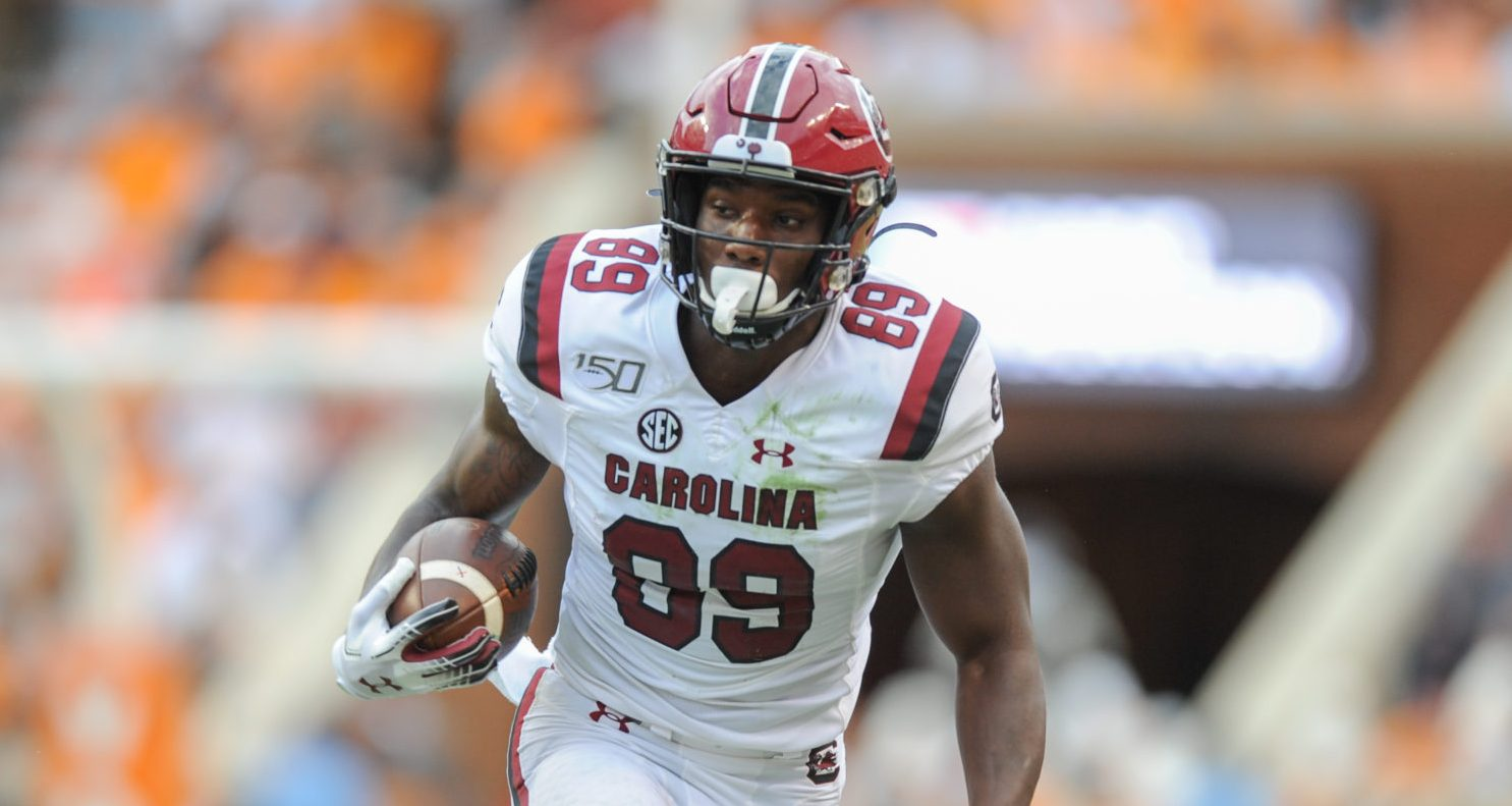 Christopher Smith's Week 11 Power Rankings-Bryan Edwards-South Carolina Gamecocks football-Ohio State Buckeyes-
