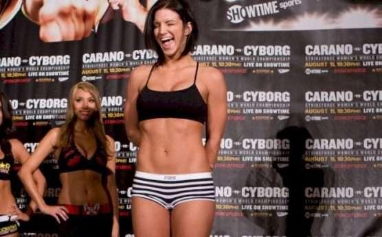 Gina Carano-Ronda Rousey-Why didn't Gina Carano sign with the UFC?-Dana White-Cris Cyborg-
