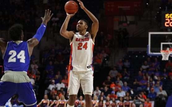 2020 NCAA Tournament odds-College Basketball Conference odds-Kerry Blackshear Jr.-Tre Jones-Duke Blue Devils-Florida Gators basketball-