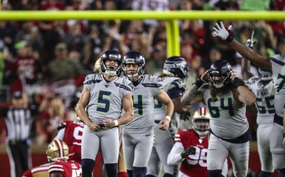 DraftKings-Bettor hits 9-team parlay-$2 parlay pays out $21,000-Seattle Seahawks-Atlanta Falcons upset Saints-Dolphins win at Indy-