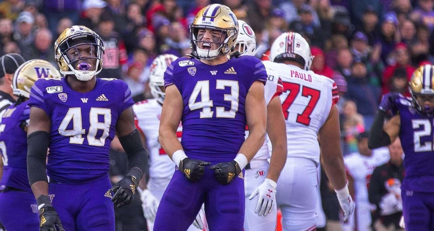 Washington Huskies-Oregon State Beavers-Washington at Oregon State-Friday Night Lights-Jacob Eason-Chris Petersen-Jake Luton