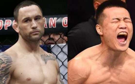 Frankie Edgar-The Korean Zombie-Brian Ortega-Cory Sandhagen-Renato Moicano-Max Holloway-UFC on ESPN+ 23-