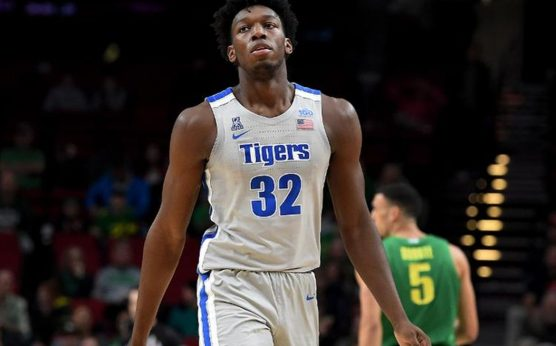 James Wiseman-Memphis Tigers-Penny Hardaway-odds to win the 2020 NCAA Tournament-college basketball future odds