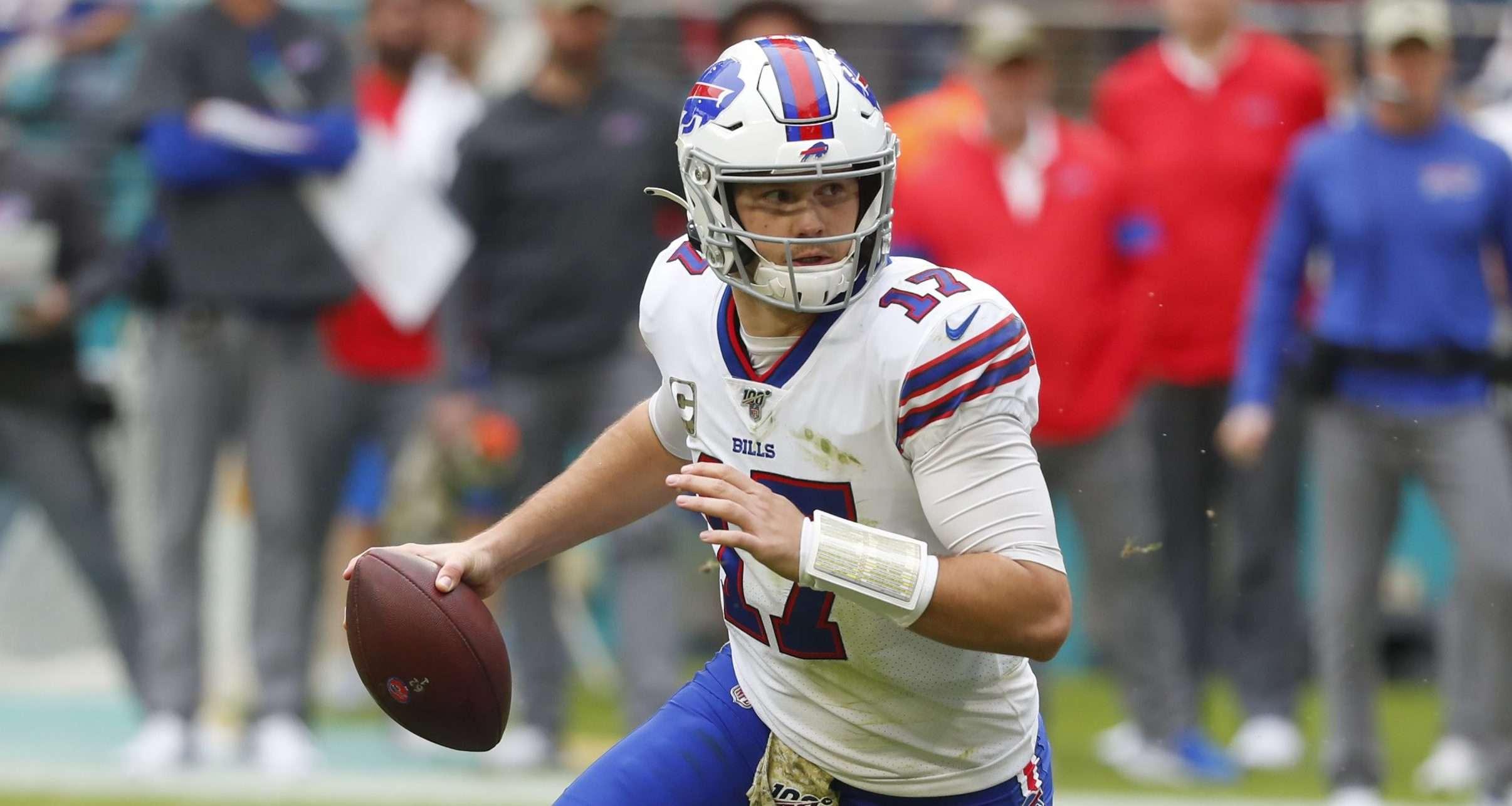 Josh Allen-Buffalo Bills-New England Patriots-Tom Brady-O.J. Howard-Tampa Bay Buccaneers-Houston Texans-Jameis Winston-Julian Edelman-Julian Edlow-